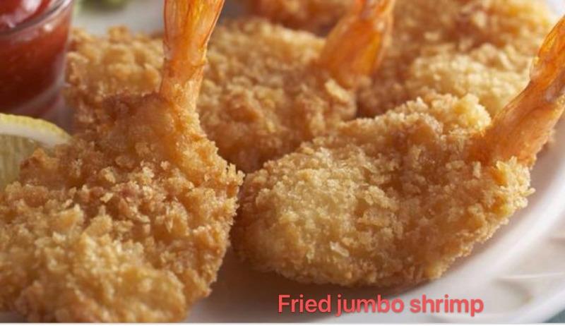 Fried Jumbo Shrimp Image