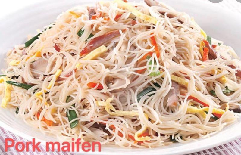 6. Roasted Pork Mai Fen