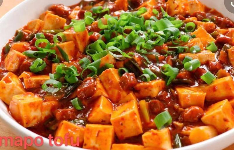 4. Ma Po Tofu