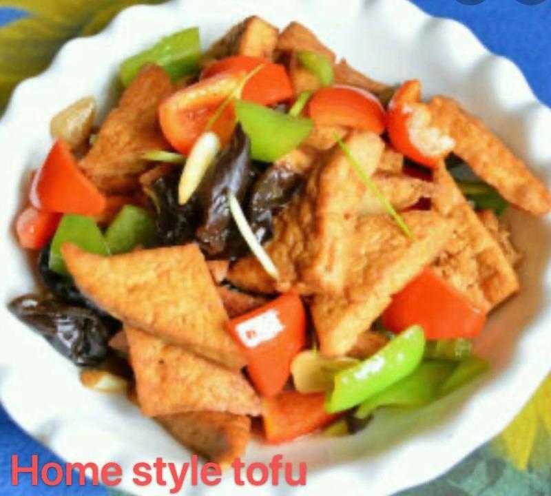 5. Home Style Tofu