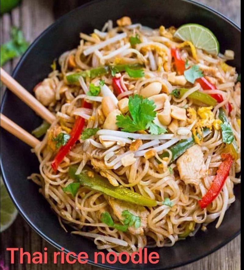 6. Thai Rice Noodle