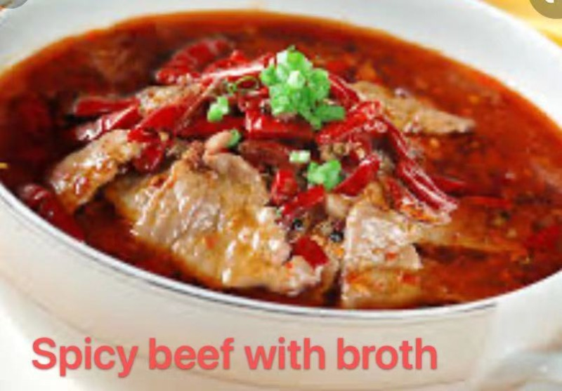 13. Spicy Beef