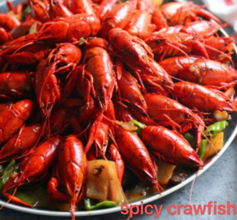 15. Spicy Crawfish