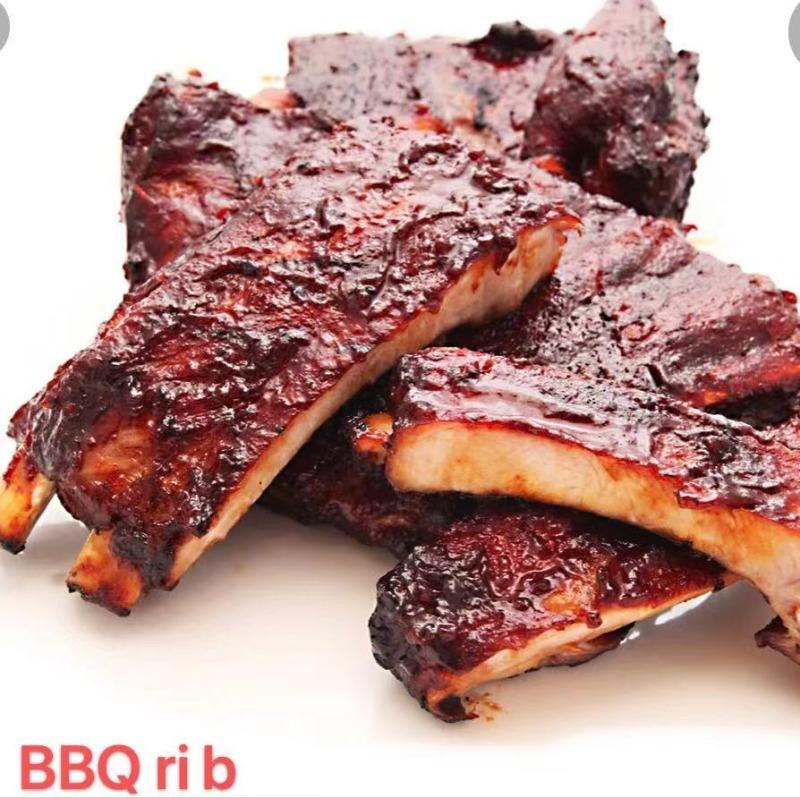 15. BBQ Spare Rib