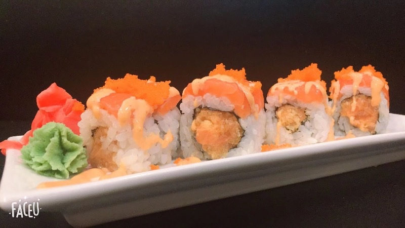 17. Super Salmon Roll