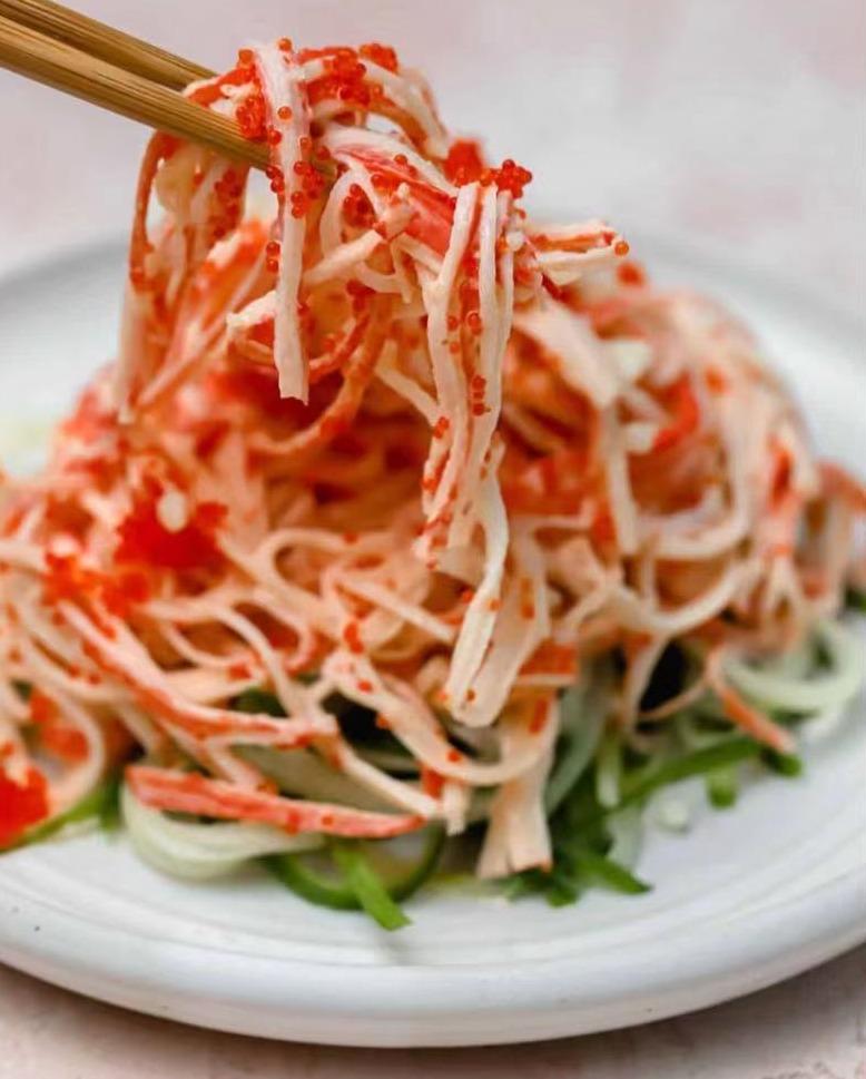Spicy Kani Salad Image