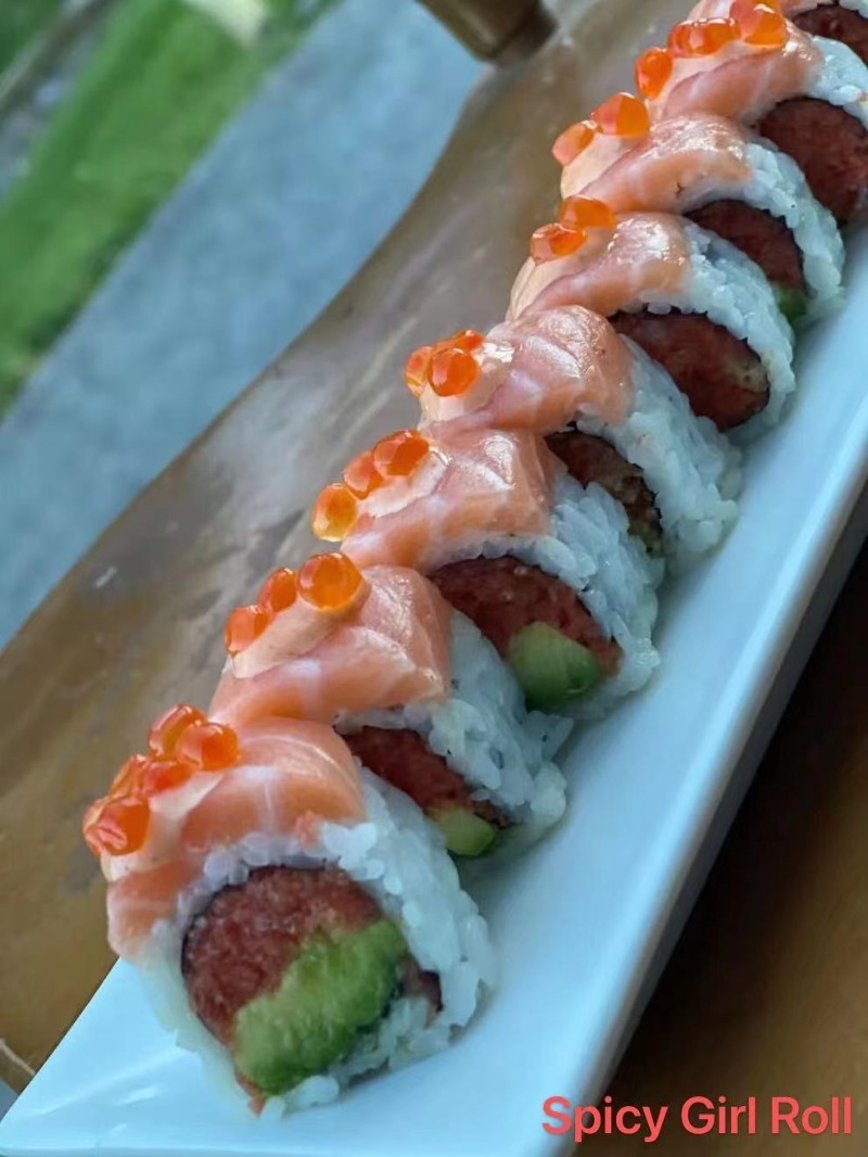 11. Spicy Girl Roll Image