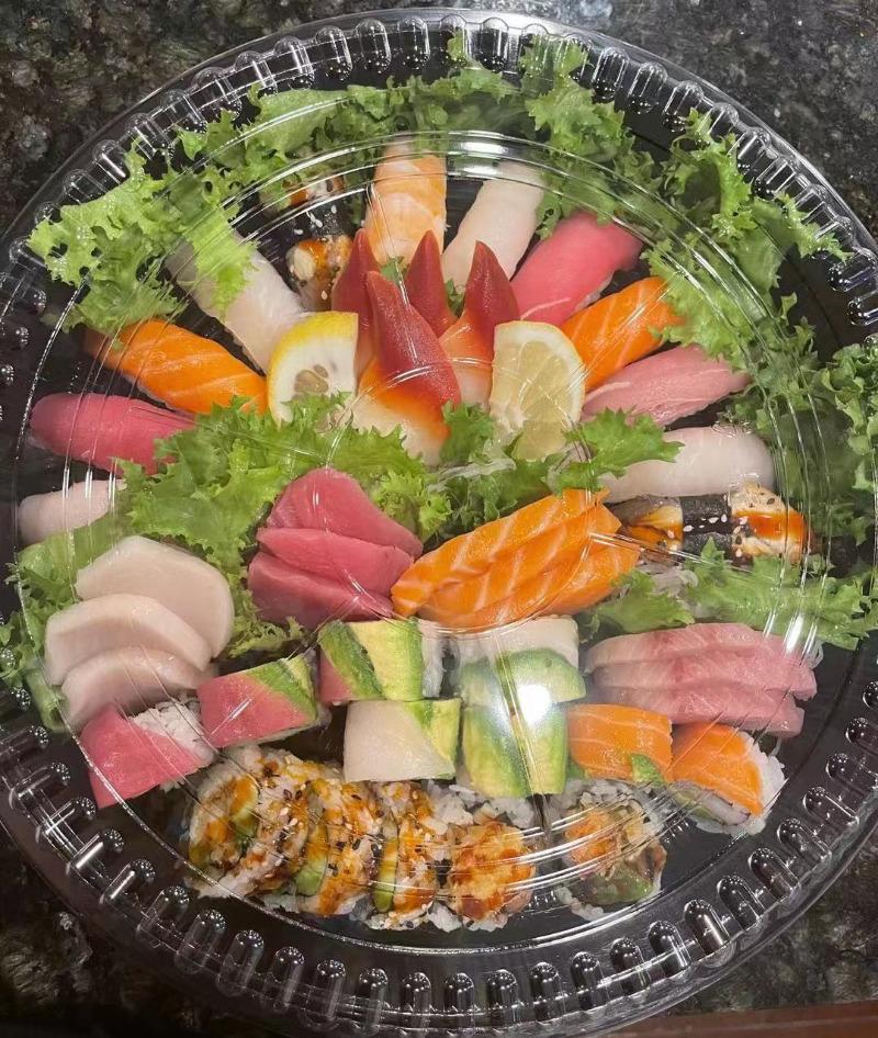 Sushi Boat Image