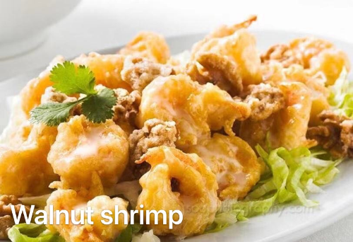 5. Walnut Shrimp