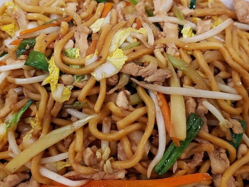 33. Chicken Lo Mein Image