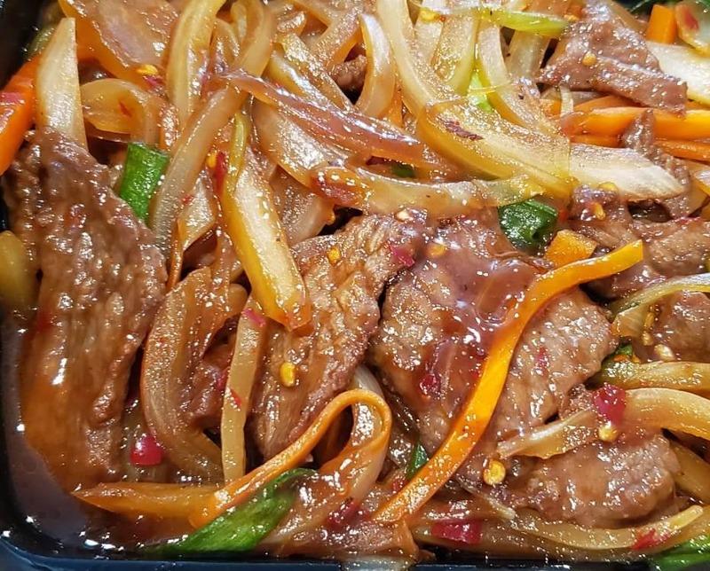 76. Mongolian Beef Image