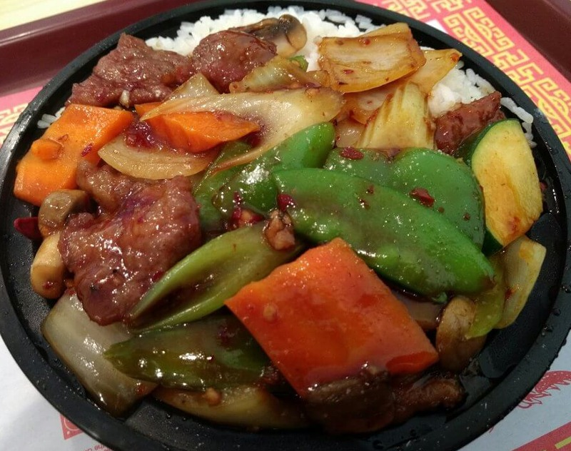 L21. Spicy Mala Beef Image
