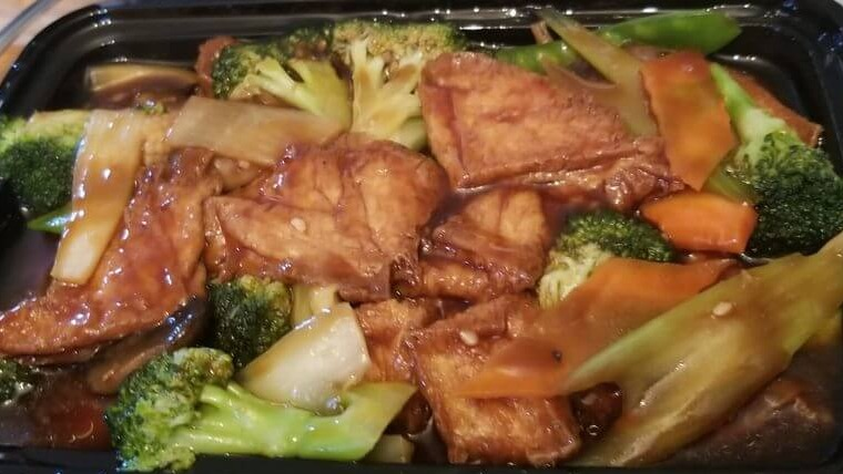 92. Bean Curd Home Style Image