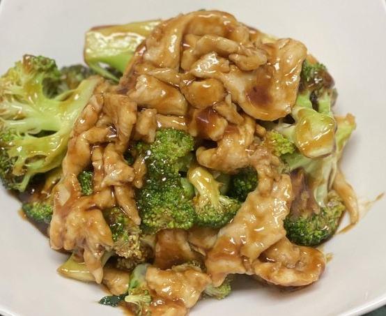 63. Chicken w. Broccoli Image