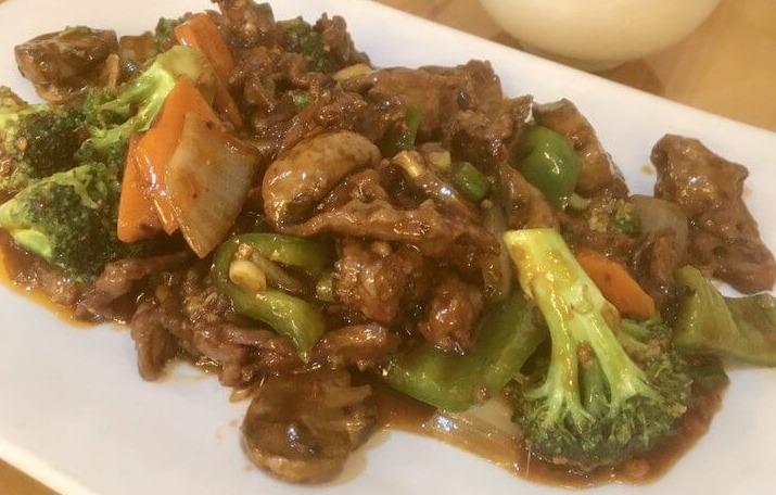 73. Beef w. Broccoli Image