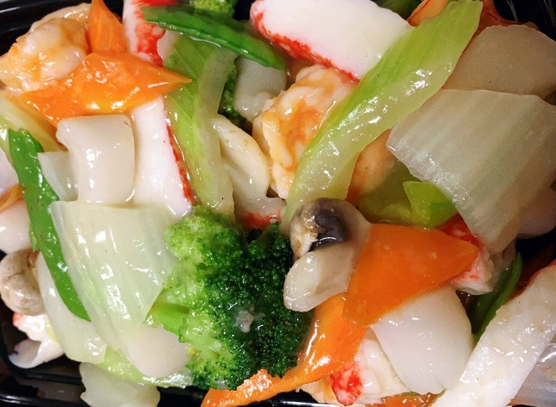 S16. Seafood Delight Image