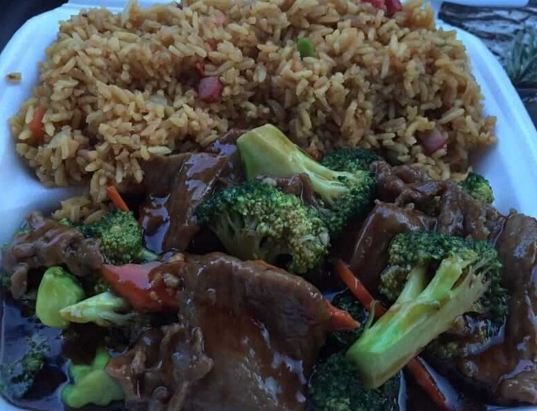 C10. Beef w. Broccoli Image