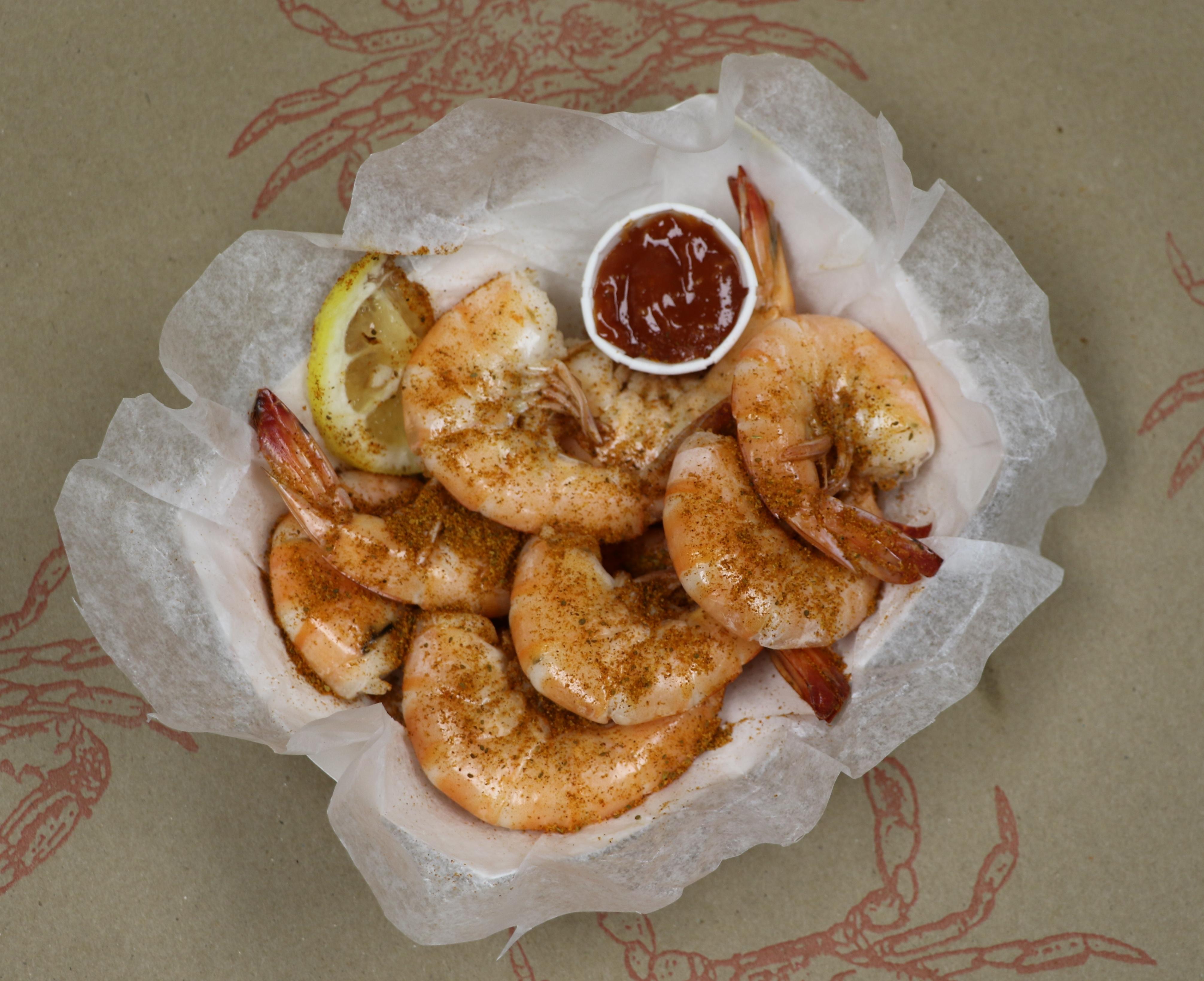 Spiced Shrimp Image
