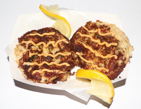 Chesapeake Bay Crab Cakes Image