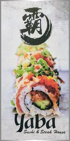 Yaba Sushi - Roscoe