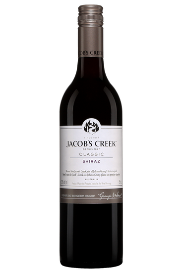 Jacob's Creek Shiraz Image