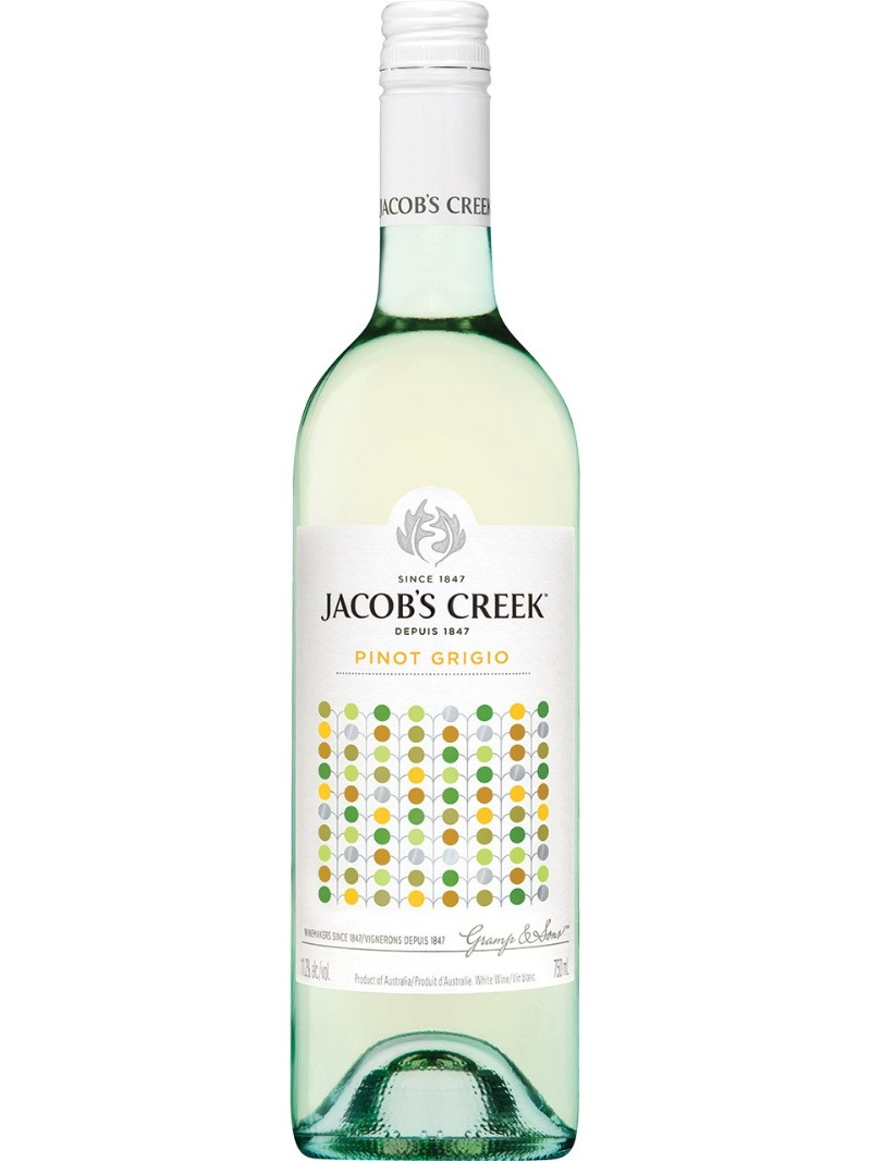 Jacob's Creek Pinot Grigio Image