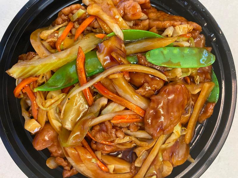 Beef Chop Suey(牛杂碎)