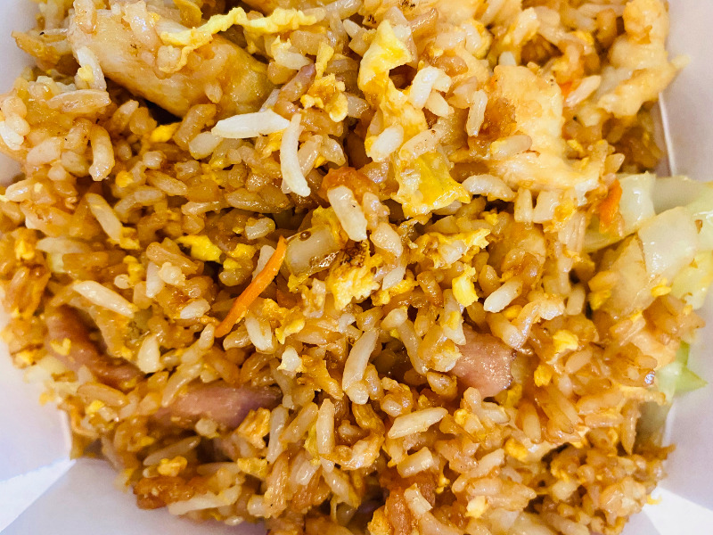 Chicken Fried Rice(鸡炒饭) Image