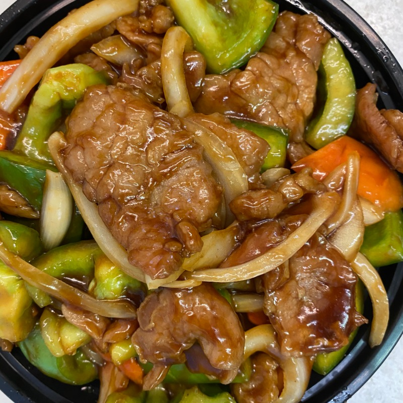 Beef Pepper Steak(青椒牛) Image