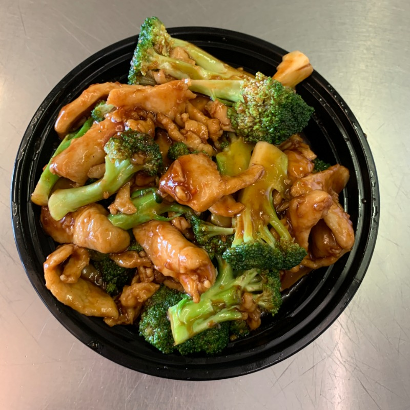 Chicken with Broccoli(芥兰鸡) Image