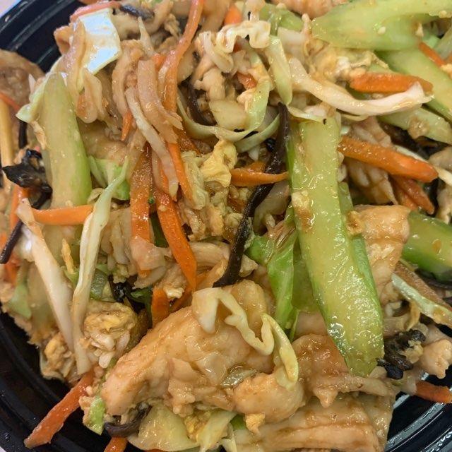 Moo Shu Chicken(木须鸡)