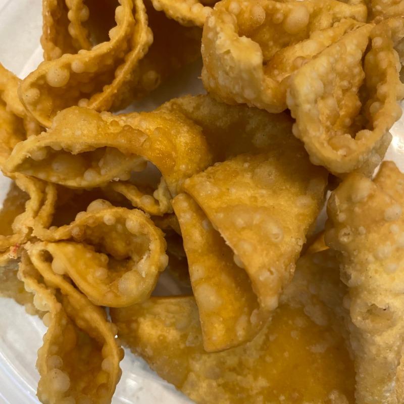Crab Rangoon/Meat Wonton (6)(蟹角) Image