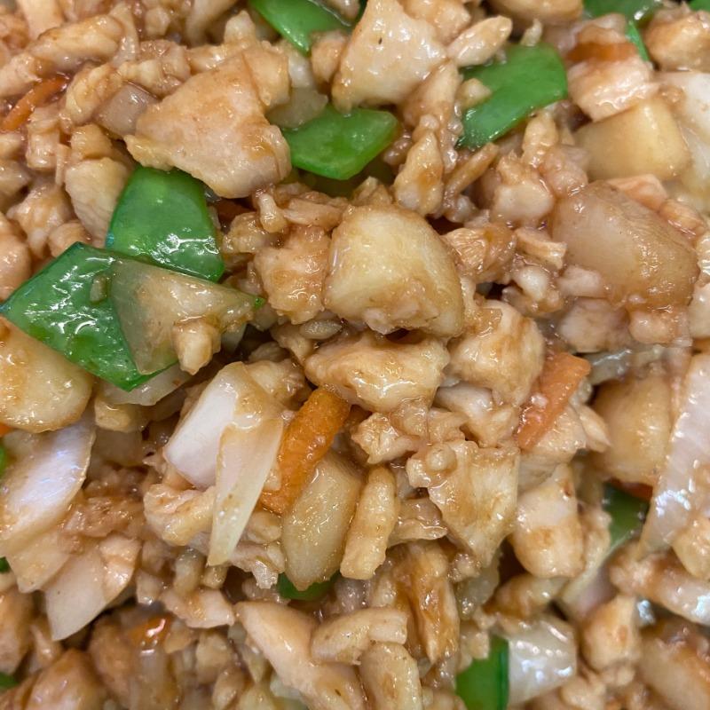 Chicken Lettuce Wraps(鸡松) Image