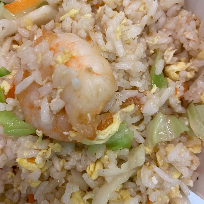 Shrimp Fried Rice(虾炒饭)