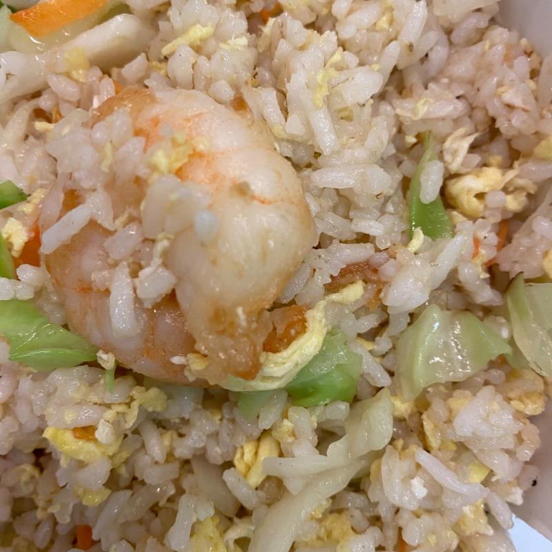 Shrimp Fried Rice(虾炒饭) Image