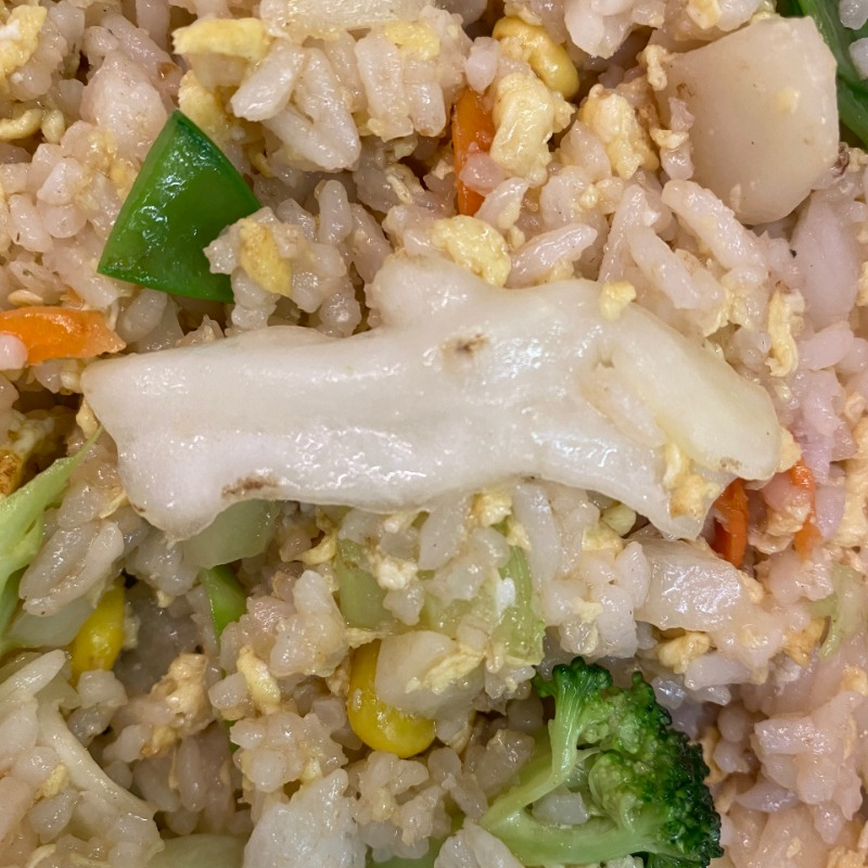 Vegetable Fried Rice(素炒饭) Image
