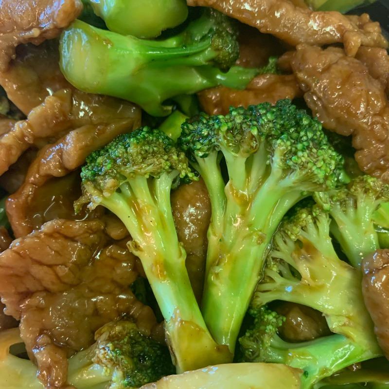 Beef with Broccoli(芥兰牛) Image