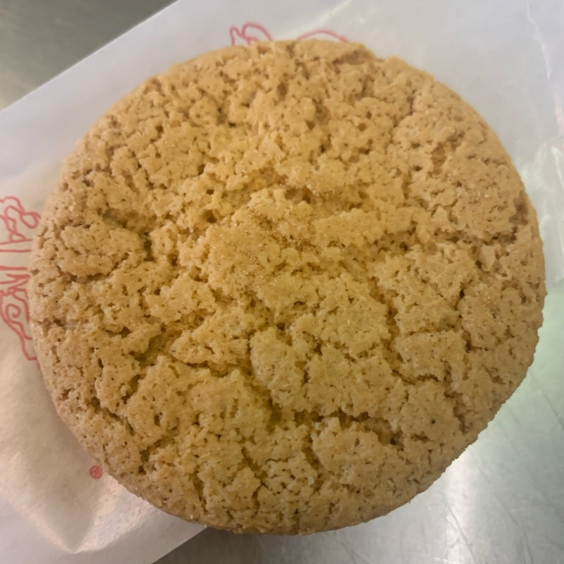 Almond Cookies (3)(杏仁饼)