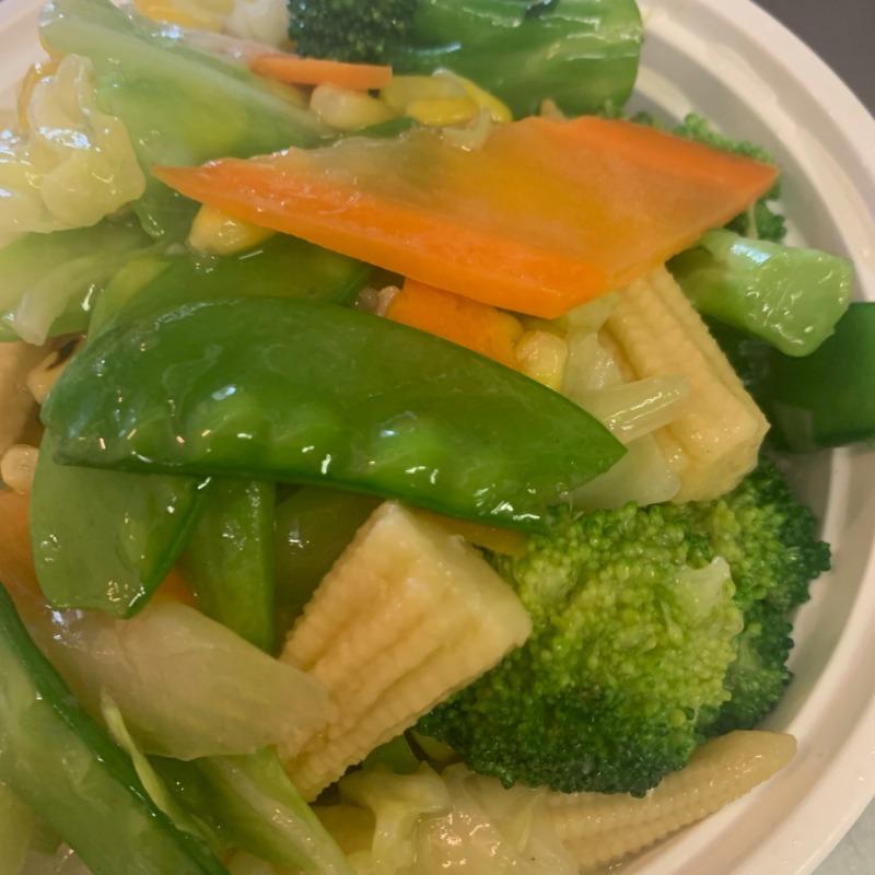 Veggie Delight(素什锦)