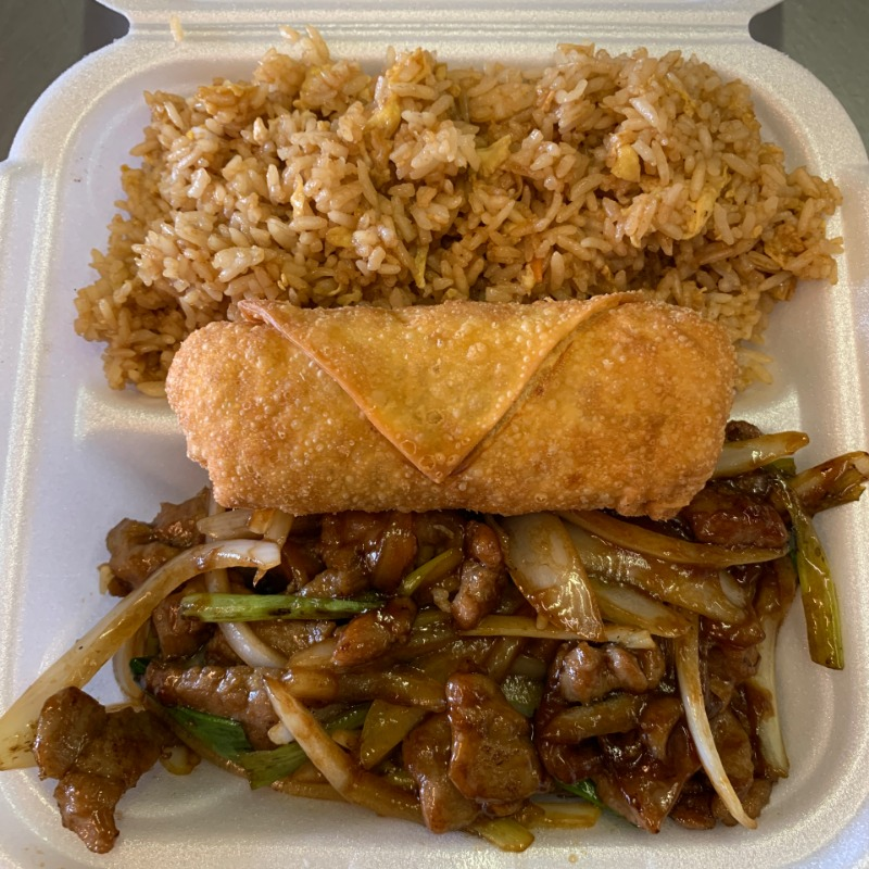 Mongolian Beef Lunch(蒙古牛午餐套餐) Image
