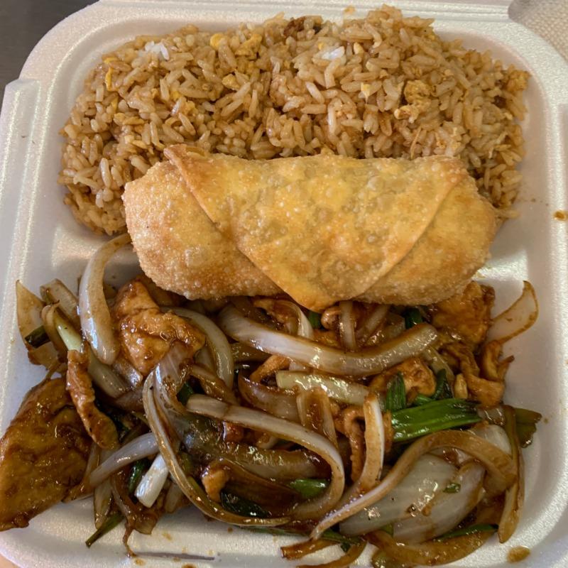Mongolian Chicken Lunch(蒙古鸡午餐套餐) Image