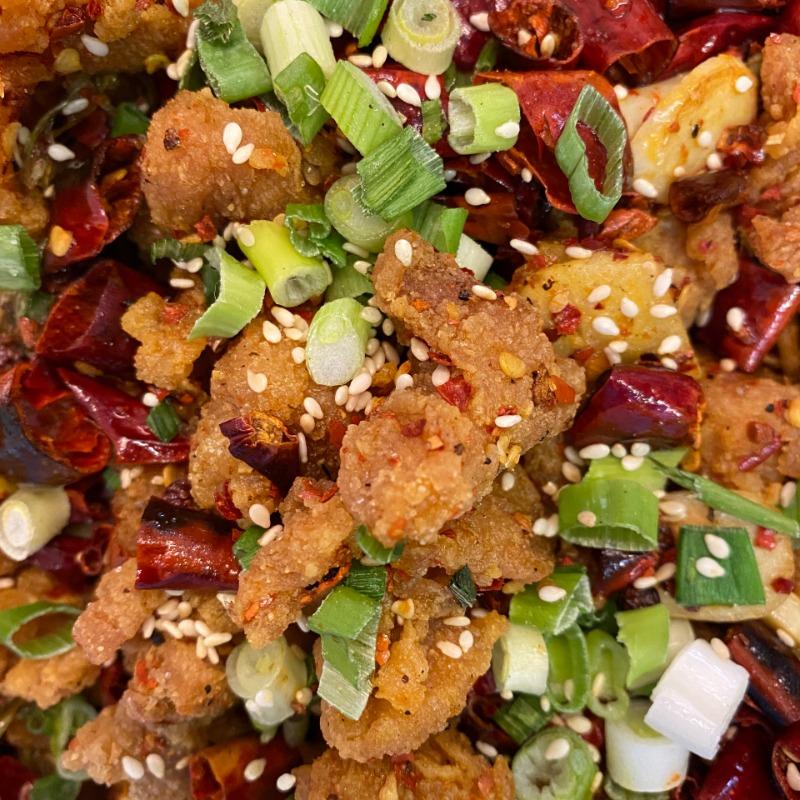 Xiangla Chicken(中式香辣子鸡) Image