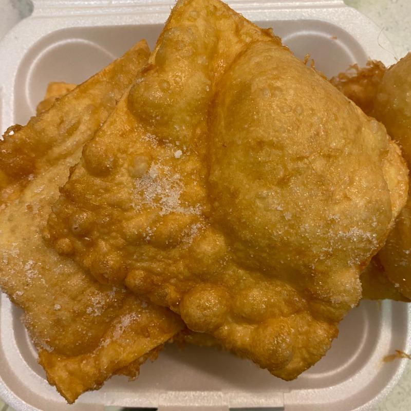 Fried Wontons (6)(炸云吞) Image