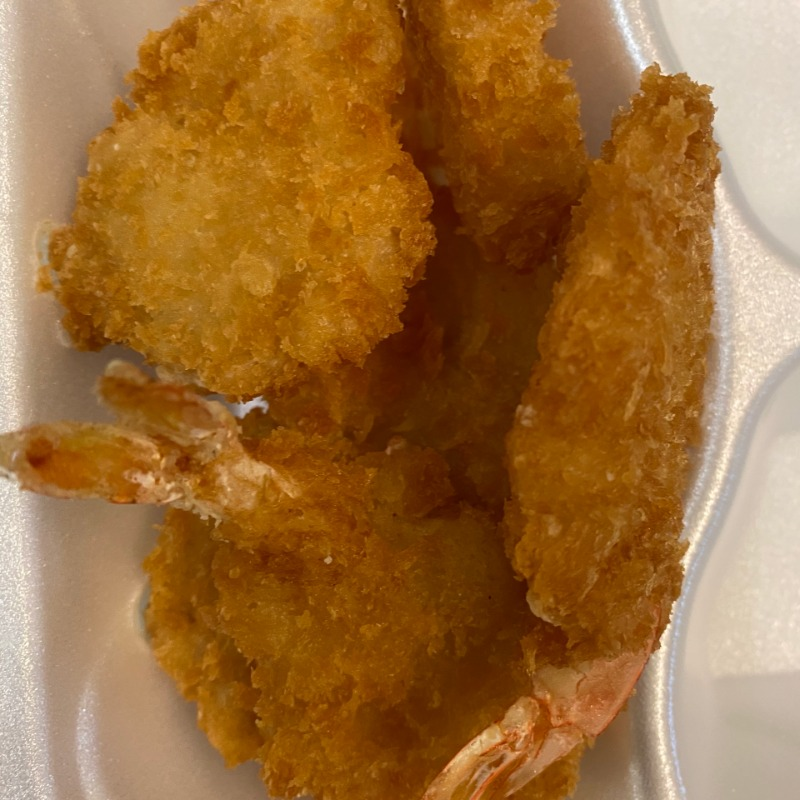 Fried Shrimps (6)(炸虾头台) Image