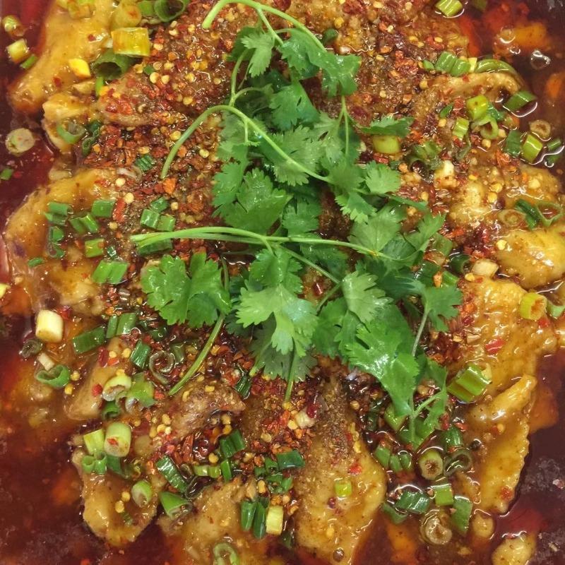 Shui Zhu Fish(中式水煮鱼) Image