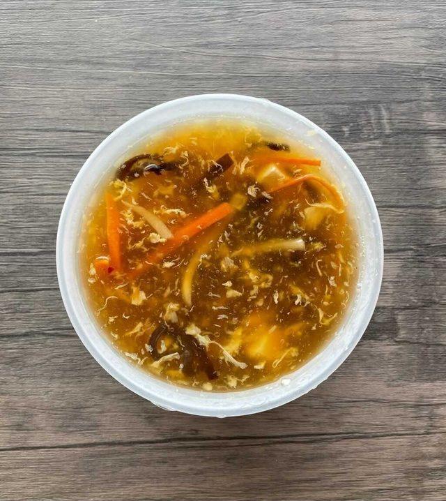 Hot & Sour Soup(酸辣汤)