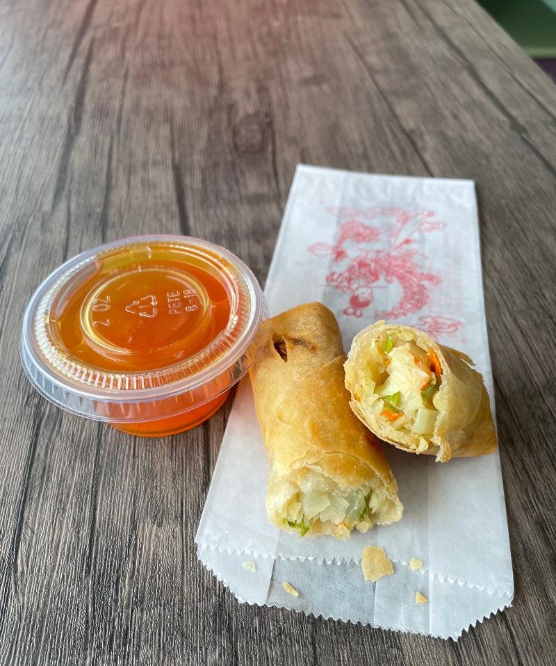 Vegetable Egg Roll (素春卷)(2 pcs) Image