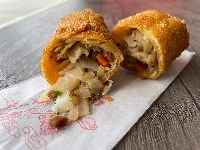 Egg Roll (肉春卷)(2 pcs)