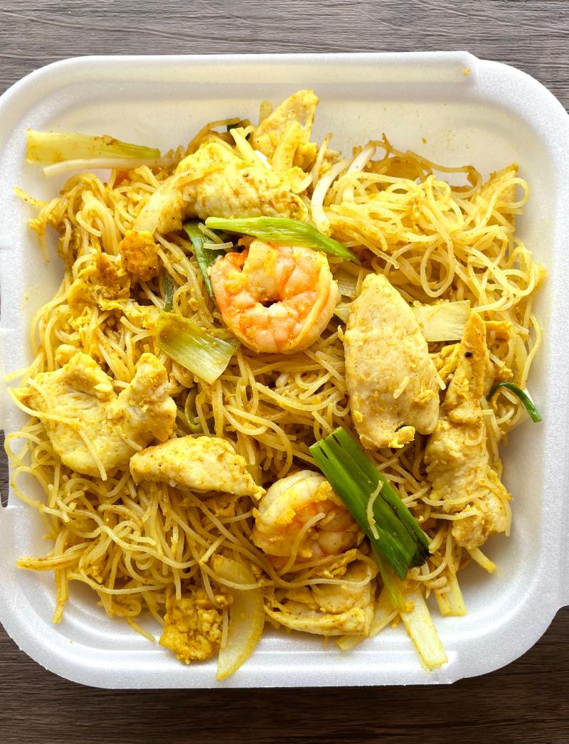 Singapore Noodle(新加坡米粉)