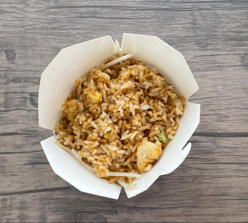 Chicken Fried Rice(鸡炒饭)